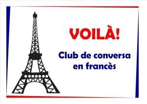 Club de conversa en francès
